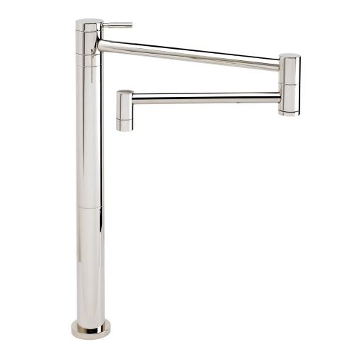 Contemporary Counter Mounted Potfiller - 3400 - Waterstone Luxury Kitchen Faucets