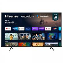 """See Details - 75"""" Class- A6G Series - 4K UHD Hisense Android Smart TV (2021)"""