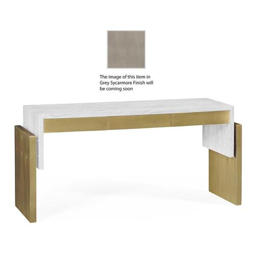 Contemporary Console Table for Drawers