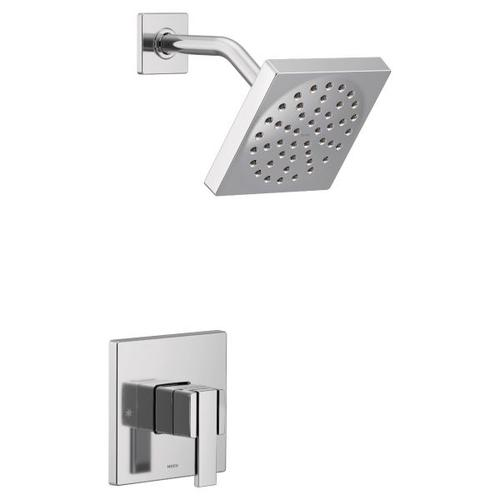 90 Degree chrome m-core 3-series shower only