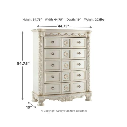 Cassimore Chest of Drawers
