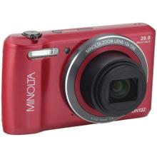 20.0-Megapixel HD Wi-Fi® Digital Camera (Red)