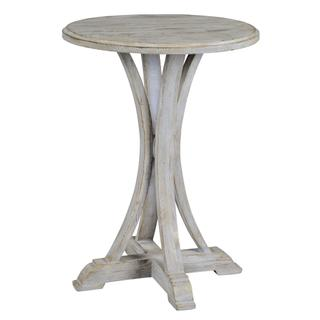 See Details - Zach Side Table (cottage White)