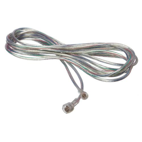 """15ft Extension Cable for Waterproof Rgb"""""""