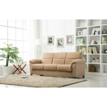 Urban Fabric Storage Sofa Bed In Tan