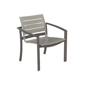 KOR Aluminum Slat Dining Chair