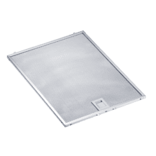 Grease filter Metal 352x259x9 - Grease filter Made from high-quality stainless steel.