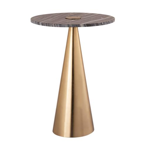 Tov Furniture - Addyson Marble Side Table