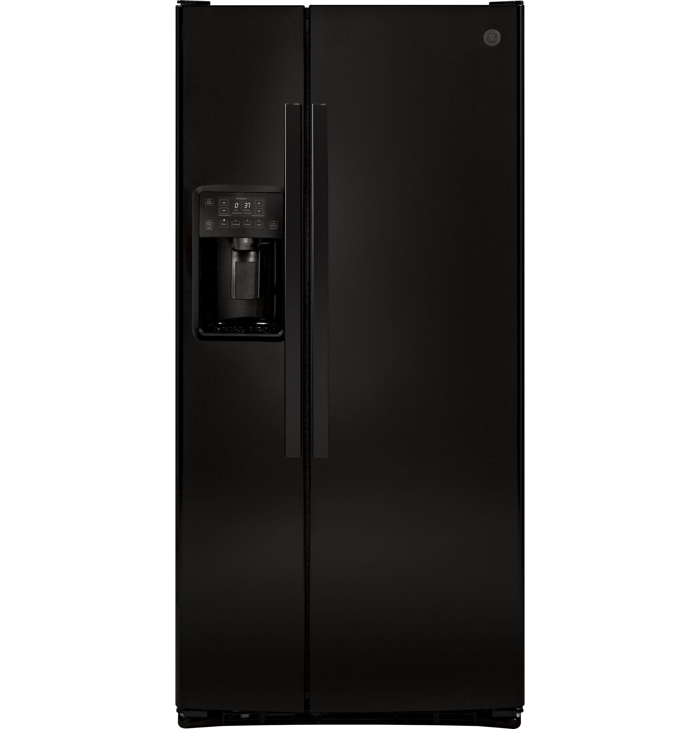 GEEnergy Star® 23.2 Cu. Ft. Side-By-Side Refrigerator
