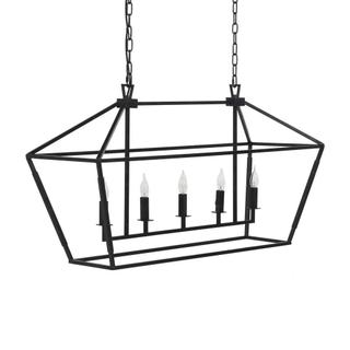 Arnold Chandelier - Rectangular