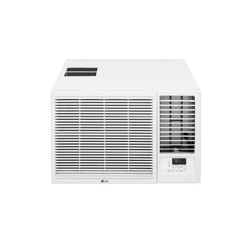 LG - 23,000 BTU Window Air Conditioner, Cooling & Heating