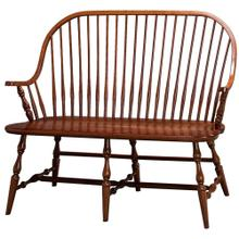 See Details - New England Bench