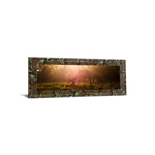 """Morning Haze"" By Joe Reynolds Framed Photo Print Wall Art"