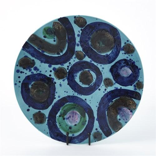 Blue Spots Charger