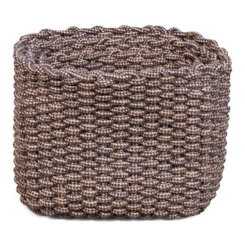 Nautical Sailors Rope Baskets, Set Of 3
