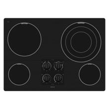 See Details - 30-inch Electric Cooktop with Two Power Cook Burners