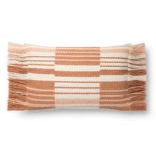 Terracotta Shay Pillow