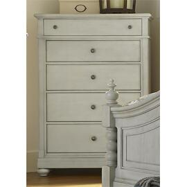 Harbor View III 5 Drawer Chest