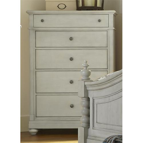 Liberty Furniture Industries - Harbor View III 5 Drawer Chest