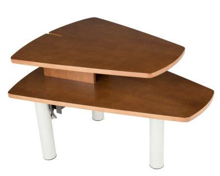 Human Touch - PC Media Table - Matte Black