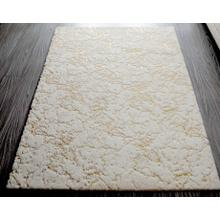 View Product - Metallica Area Rug Collection - 5' x 7' / White Scattered / 100% Polyester, Machine Made, Made in China