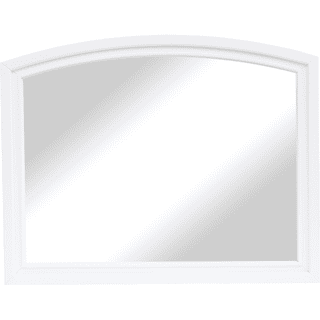 Willow Ridge White Mirror