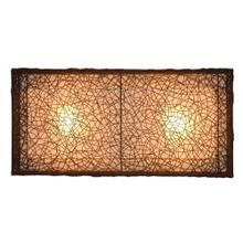 Trinity Wall Lamp - Double Space-S(24x6x49)