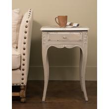 See Details - Louise Side Table Pompadour (18X14X27)
