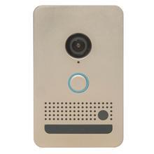 View Product - ELAN Video Doorbell - Satin Nickel