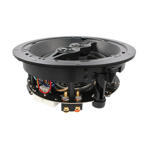 """6.5"""" Two-Way Dual Voice Coil In-Ceiling Speaker"""