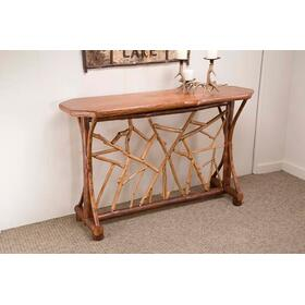 273 Woodsman Sofa Table