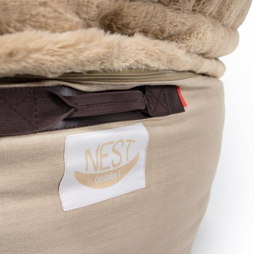 Queen Chair - NEST - Beige