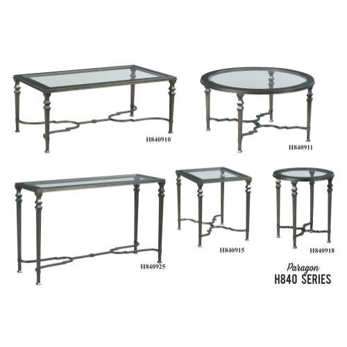 H840 Paragon Tables