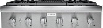 Professional Rangetop 36'' Stainless steel PCG364WL