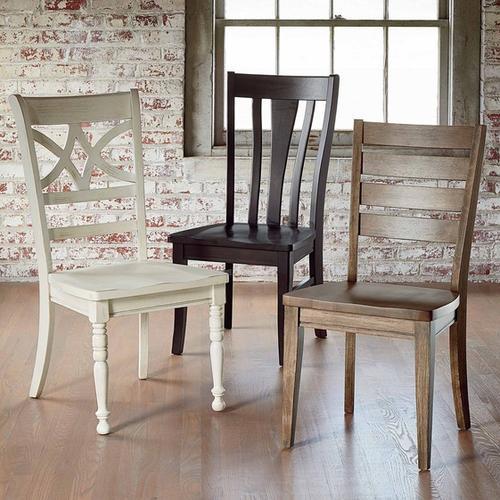 Bassett Furniture - Provisions Diamond Side Chair