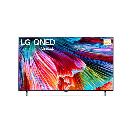 LG QNED MiniLED 99 Series 2021 86 inch Class 8K Smart NanoCell TV w/ AI ThinQ® (85.5'' Diag)
