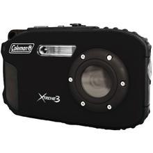 20.0-Megapixel Xtreme3 HD Video Waterproof Digital Camera (Black)