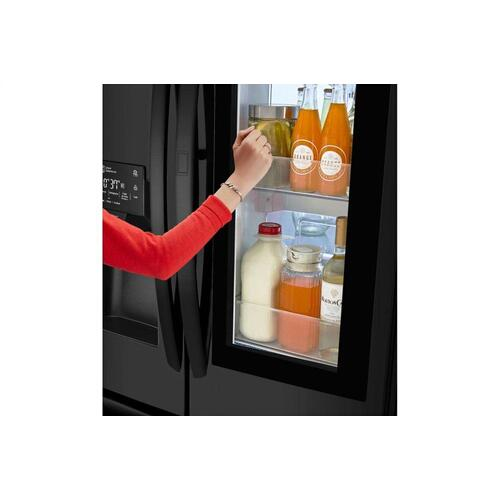 28 cu. ft. Smart wi-fi Enabled InstaView™ Door-in-Door® Refrigerator