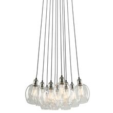 View Product - Clearwater AC10731PN Chandelier