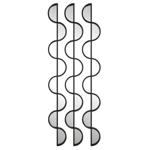 Uttermost - Wisp Mirrored Wall Decor, S/3