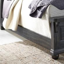 View Product - Cali King Panel Bed Rails