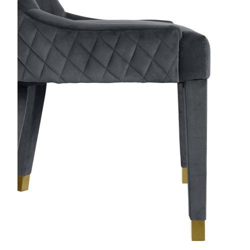 Diamond Grey Dining Chair (Set of 2)