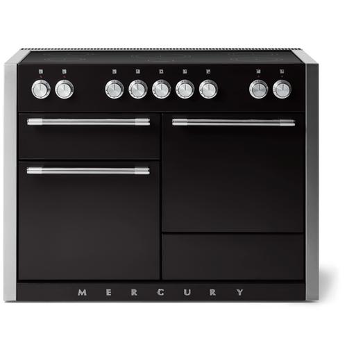 "AGA - Aga Mercury 48"" Induction Model, Matte Black"