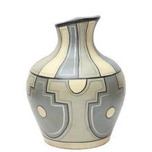 Fresno Medium Hand Painted vase