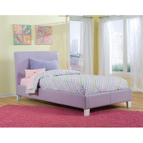 "Twin Lavender Bed 43""L x 40""H"