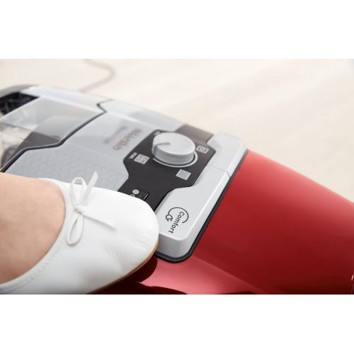 Blizzard CX1 HomeCare PowerLine - SKCE0 - Bagless canister vacuum cleaners with electrobrush for thorough cleaning of heavy-duty carpeting.