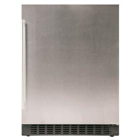 """Refrigerator 1.0 - 24"""" Solid Stainless Door"""
