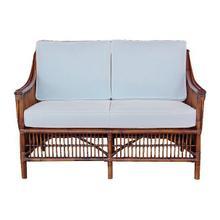 Bora Bora Loveseat w/beige cushions