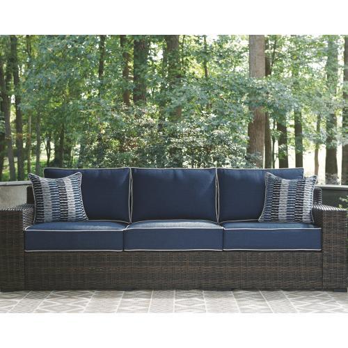 Grasson Lane Sofa With Cushion