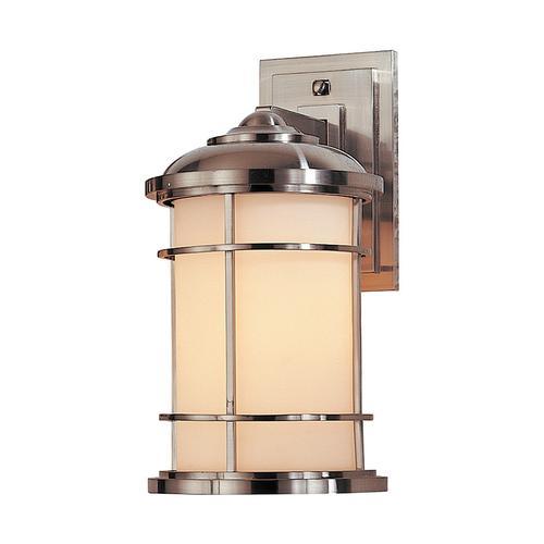 Lighthouse Medium Lantern Brushed Steel